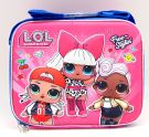LOL 3-D LUNCH KIT W/PRINTED STRAPS FREE STYLIN